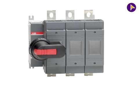 250A TP DIN-TYPE SFU-ABB - 1SYN022719R0090